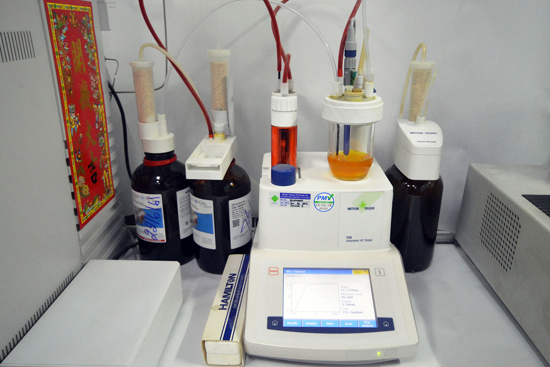 Automatic Titration Analyzer